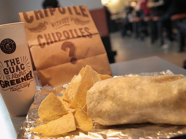 Framed Chipotle employee awarded $8 million in carnitas-stuffed burrito of justice
