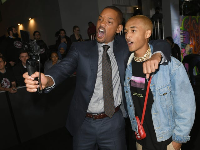 #Flint: Will and Jaden Smith Will Donate Water Monthly Until Lead Levels in Schools Are Down