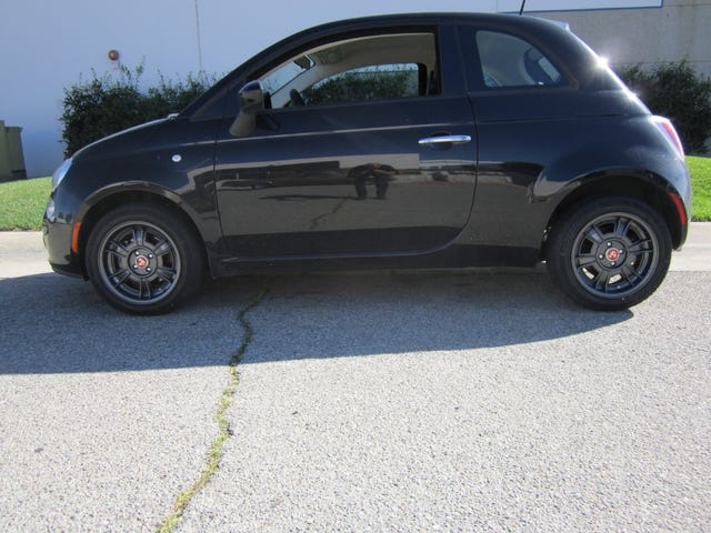Thinking of New Wheels for the 500 Abarth