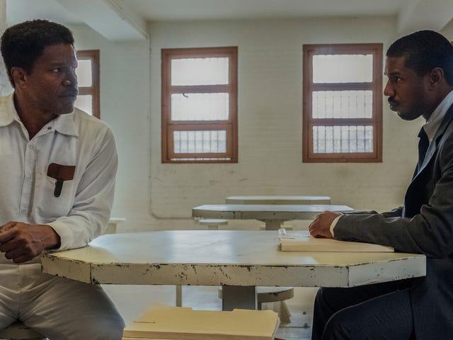 Michael B. Jordan und Jamie Foxx bringen Sensibilität in das legale Routinedrama Just Mercy