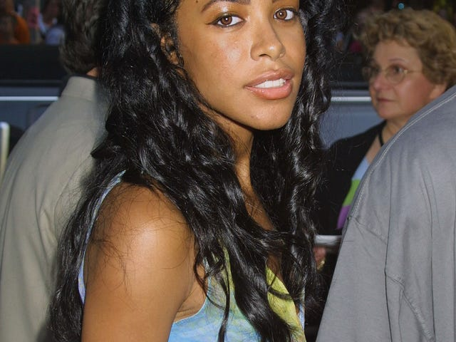 "Aaliyah's Family Says ""No"" To Aaliyah Biopic, For...Reasons"