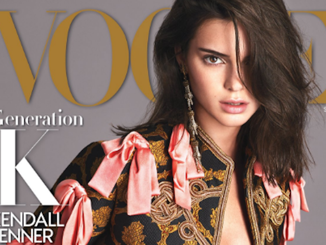 Kendall Jenner Finally Got a (Real) Vogue Cover, and It's the Big One