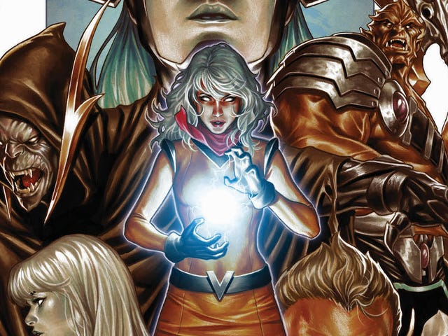 Εδώ είναι όλα τα επερχόμενα εκδηλώσεις Comic του Marvel, παρά την υπόσχεσή τους να σταματήσουν