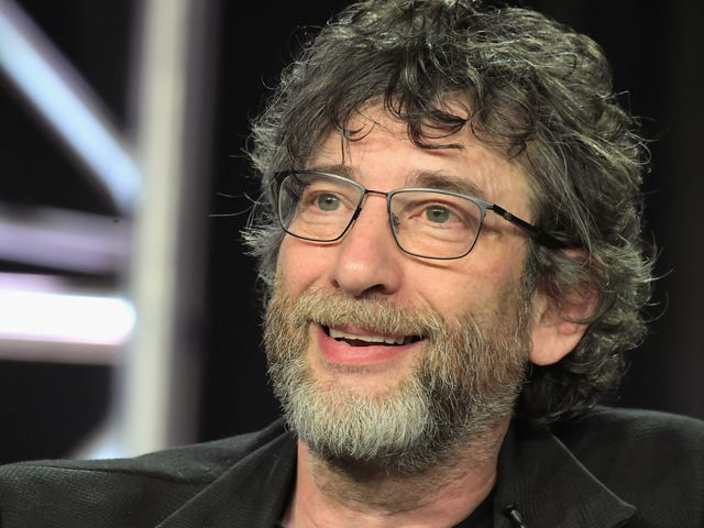 Neil Gaiman Wishes Good Omens Didn't Feel Quite So Close to Our Reality