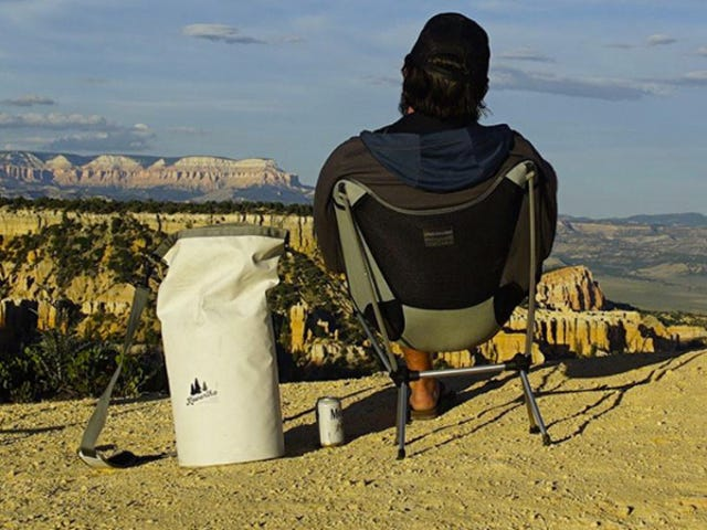 Buy One Camp Chair From Kawartha And Get A Dry Bag Cooler Free ($70)
