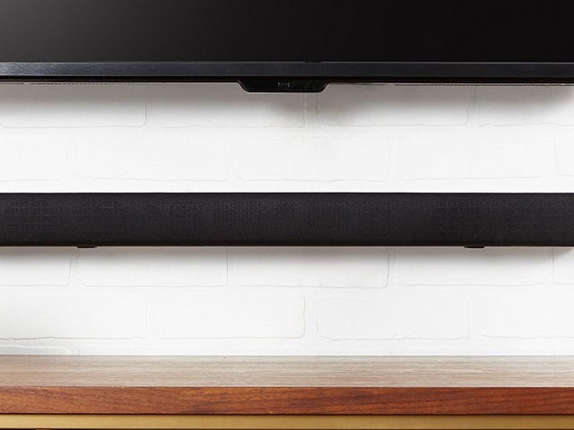 Upgrade Your Bedroom TV's Audio With This $60 Sound Bar