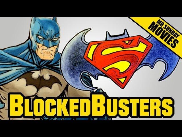 Batman vs Süpermen Hareketli