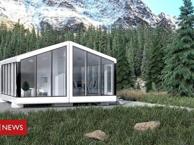 Robots build zombie-proof house