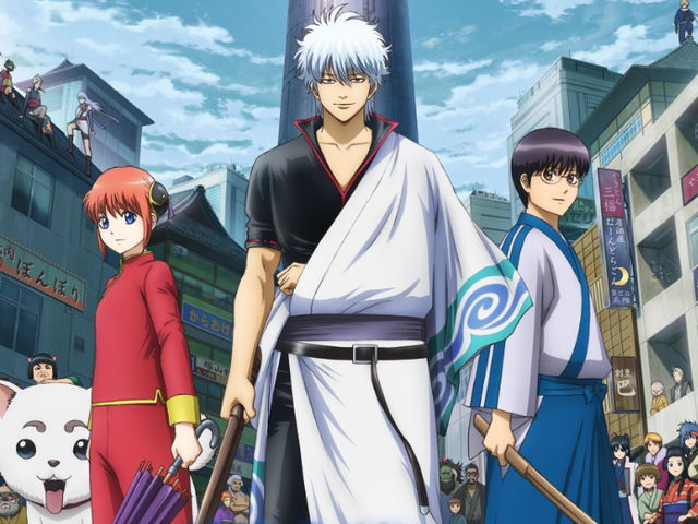 Gintama Manga Is Ending Soon [Update: It's Official]