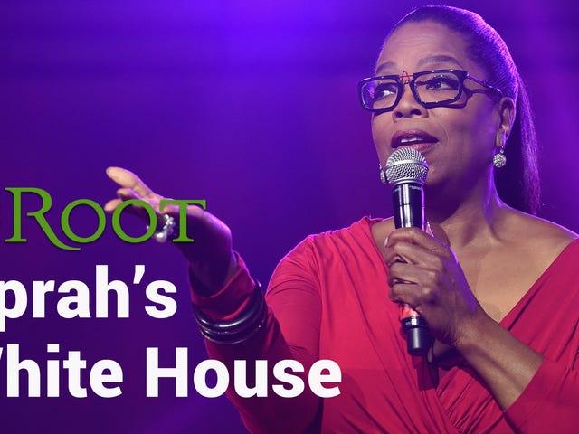 Oglądaj: Co byś zrobił na stanowisko w gabinecie Oprah?