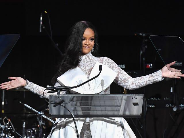 Rihanna quer que você se lembre do Pasty, idiotas da Lipless responsáveis pela terrível lei do aborto em Alabama