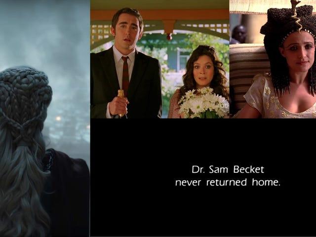 5 τηλεοπτικές εκπομπές που έσπευσαν το τέλος τους
