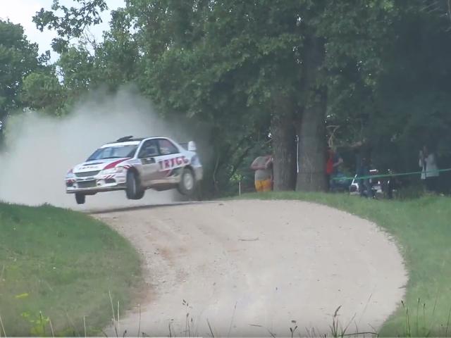Rally jump drift is best jump drift