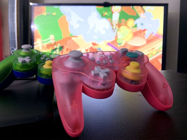 Show Us Your Smash Bros. Ultimate Controller Setup
