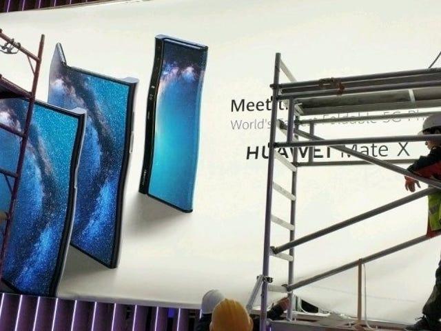 Der er mange telefoner i Huawei, der er mindst 10 km væk