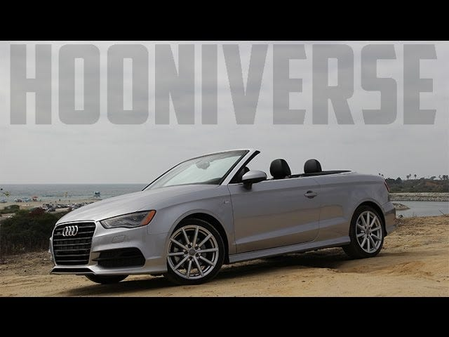 Video Review: Audi A3 Cabriolet 2.0T S-Line- A Softer, Smoother GTI Droptop