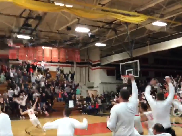 Illinois High School Rivalry Game Ends On Delicious Game-Winning Buzzer-Beater