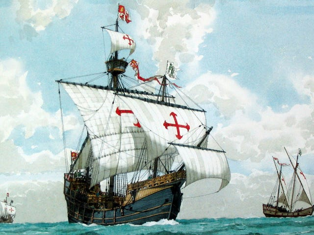 Historian Casts Doubt On The Discovery Of Columbus' Flagship
