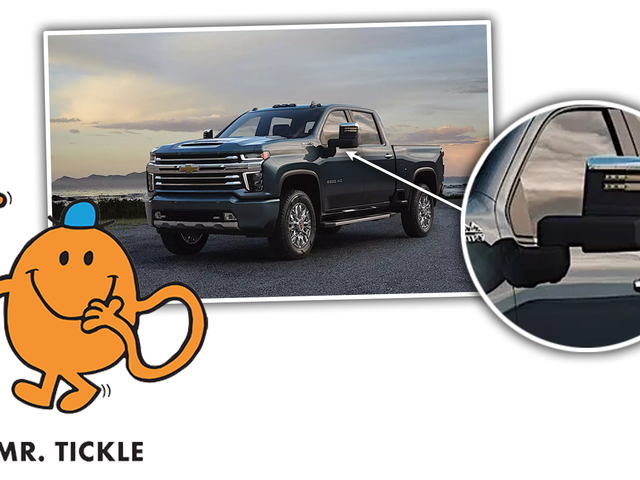 I Know We've Been Dunking on the 2020 Chevy Silverado HD a Lot Here But Come On
