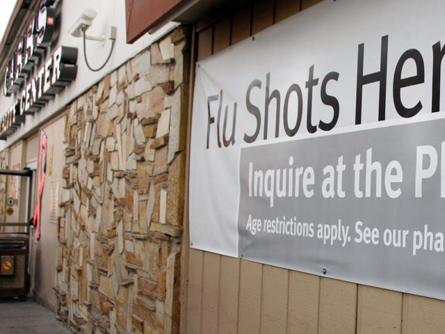 Scientists Say Their Experimental Drug Knocks Out the Flu, in Animal Tests at Least