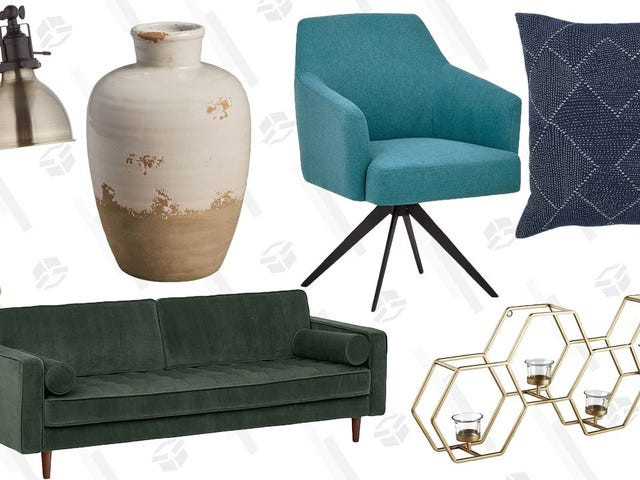 Amazon Makes Furniture Now, and a Bunch of It Is On Sale
