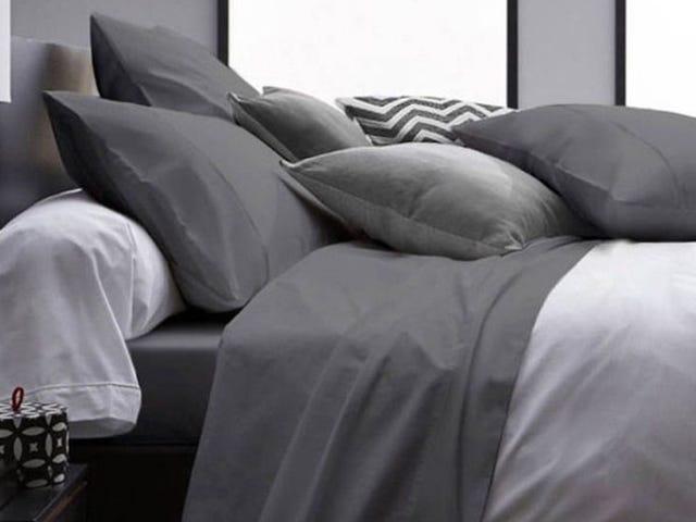 Ottieni le lenzuola in bambù della serie Ultra Soft 1800 a soli $ 30