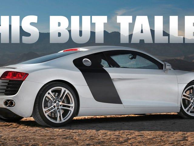 Neredeyse 2020 Ve Hala Kaldırılmış Audi R8 Yok