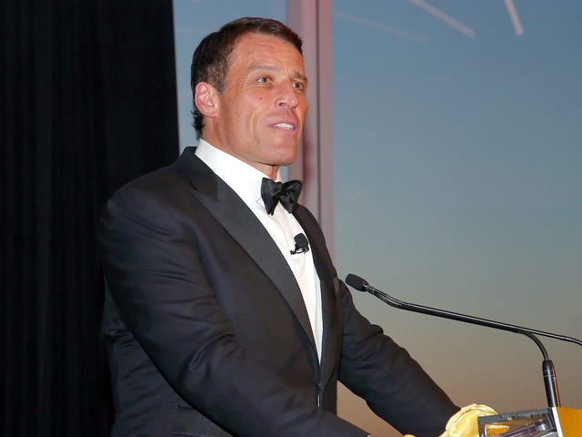 Motivational Speaker Tony Robbins Accused of Verbal Abuse and Sexual Misconduct