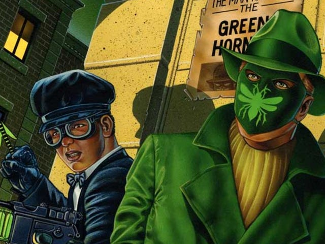 The Green Hornet is Coming Back to Theaters With a Realistic, Contemporary Spin