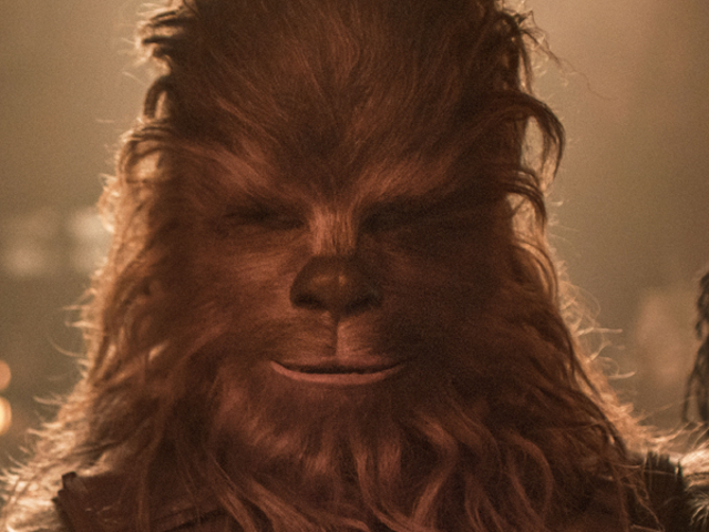 Turns Out Chewbacca Has a Hell of a Potty Mouth