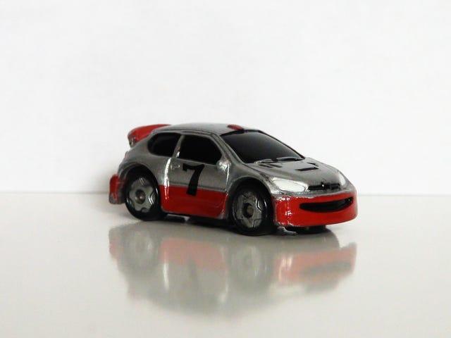 French Friday: Speedeez Peugeot 206 WRC