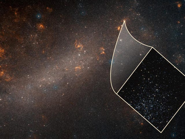 Pengukuran Hubble Sahkan Ada Sesuatu Yang Sesuai Mengenai Bagaimana Alam Semesta Berlipat