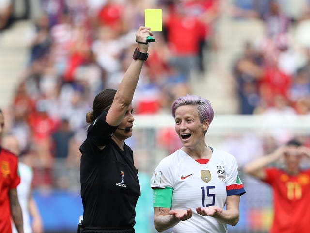 Piala Dunia Wanita Memiliki Masalah Pengadil