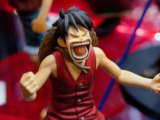 โอเคแน่ใจว่า: Netflix กำลังสร้างการ์ตูนแอคชั่น One Piece ที่ละเมิดลิขสิทธิ์มายาวนาน