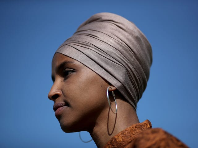 In Death Threat Against Ilhan Omar, Writer Vows to Shoot Congresswoman at Minnesota State Fair