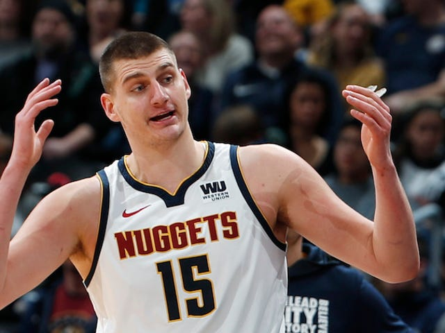 Nikola Jokic Is The God Of The Hideous Game-Winner