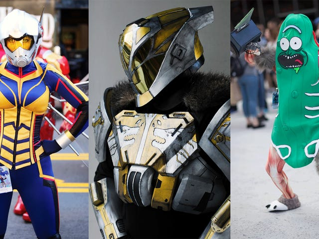 The Best Cosplay From Dragon Con 2017