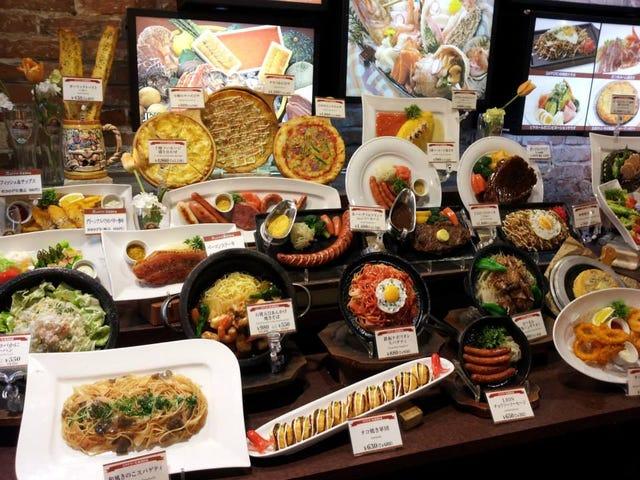 Dunia Hipnotis Makanan Jepang Palsu