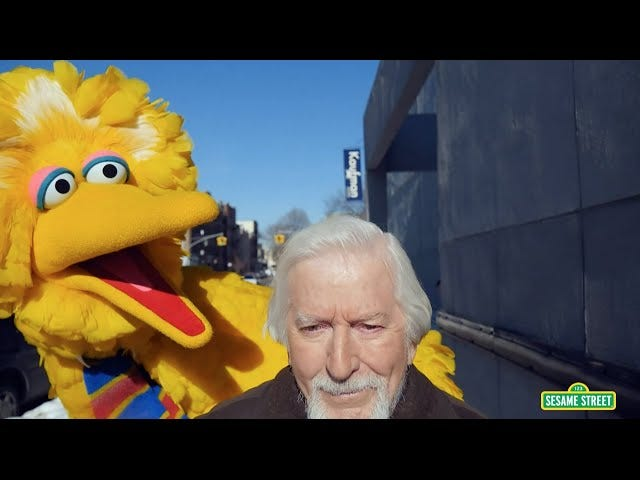 Sesame Street's <i>Birdman</i> Spoof Is Absolutely Spot-On