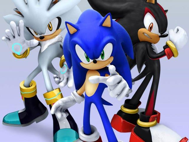 Президент Бразилии каким-то образом использует музыку <i>Sonic The Hedgehog</i> в Twitter Twitter