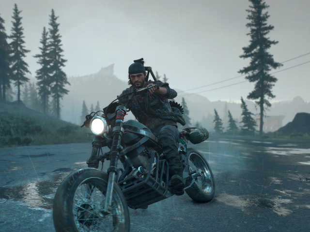 Days Gone is the Red Dead Redemption 2 of biker zombie games, for better or worse