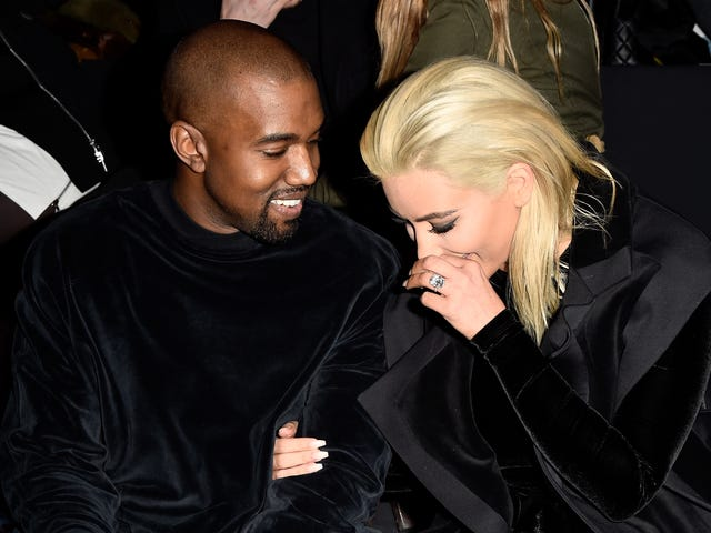 Kim and Kanye Welcome Newest Baby West via Surrogate