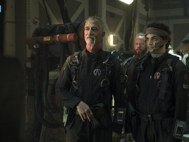 "The Expanse 3x07 - ""Delta-V"" Reaction/Discussion"