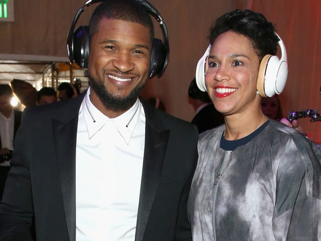 Usher and Wife Grace Miguel Are Separating