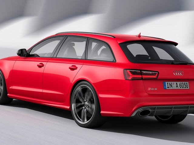 Audi: If You Want RS Wagons In The U.S. You Should Write More Letters