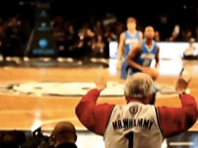 Mr. Whammy dice LeBron si è lamentato per la sicurezza NBA su di lui