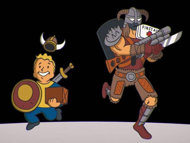 Bethesda Announces 'Creation Club' For Fallout 4 And Skyrim