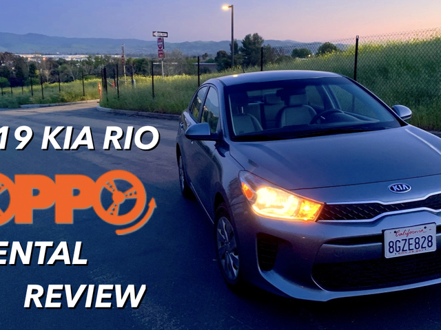 2019 Kia Rio: An Opposite Lock Rental Review