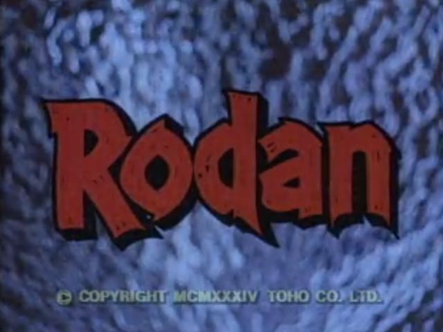 Svengoolie: Rodan (1956)