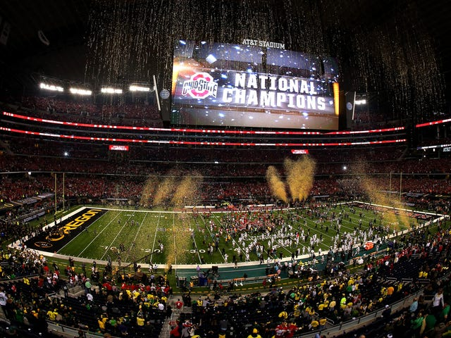 Låt oss Fix College Football: The Playoff